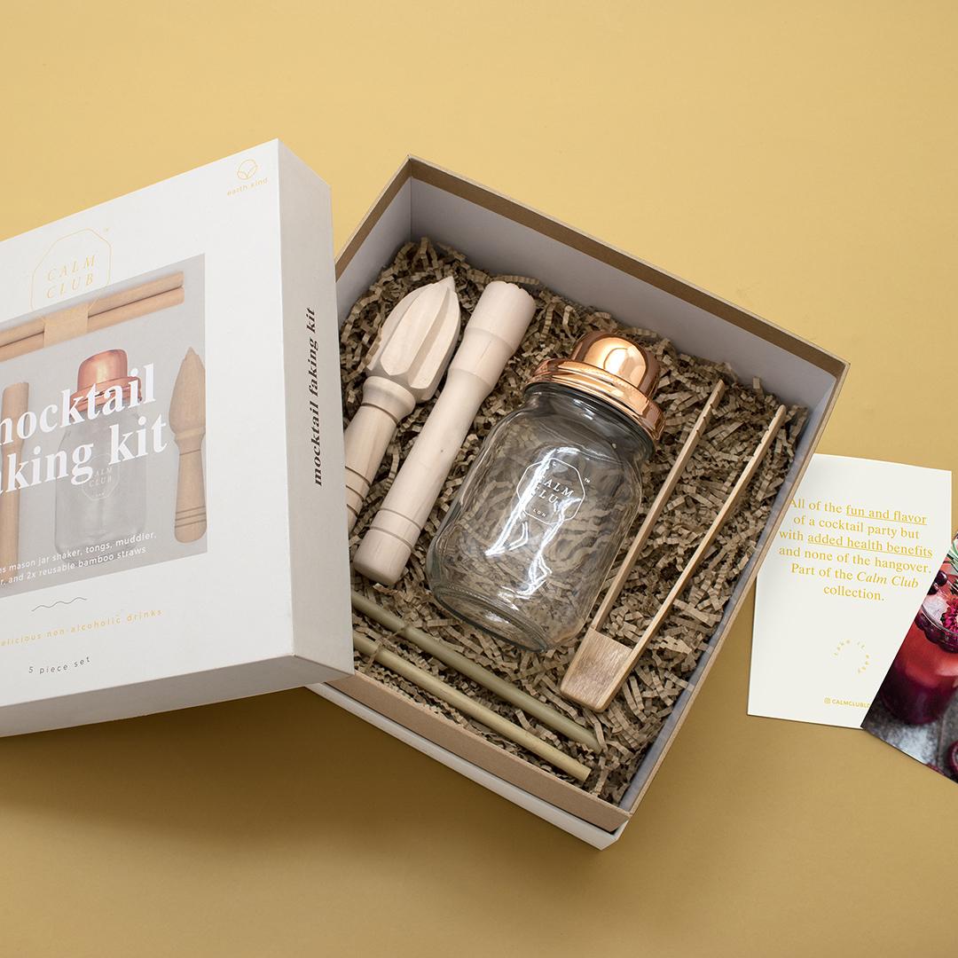 Mocktail Faking Kit